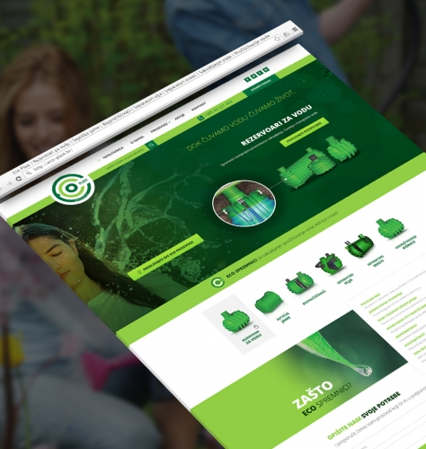 Eco Plast website