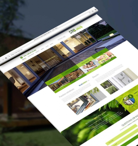 STC Hus Website